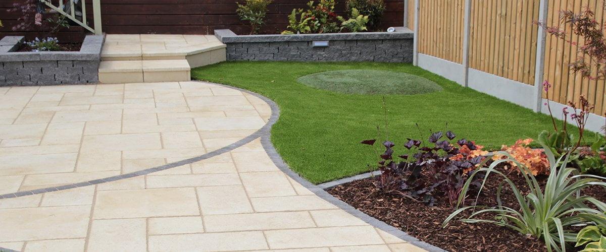 Garden Paving Installers For Aylesbury